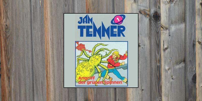 Folge der Woche: Jan Tenner – Angriff der grünen Spinnen (1)