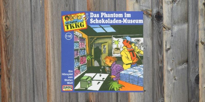 Folge der Woche: TKKG – Das Phantom im Schokoladen-Museum (110)