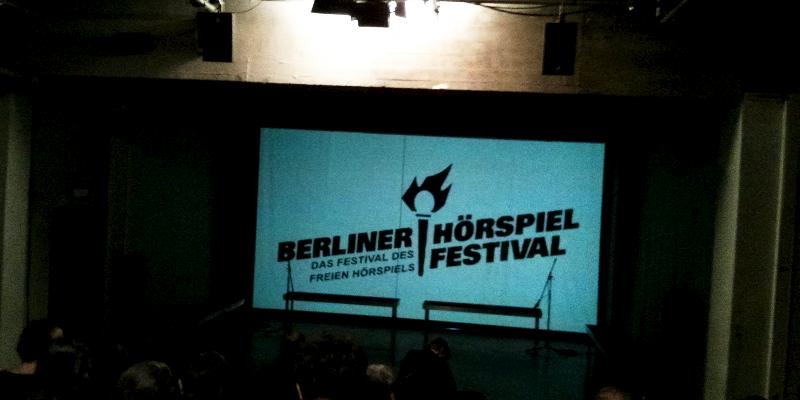 kb-mittendrin: Das 7. Berliner Hörspielfestival (BHF)