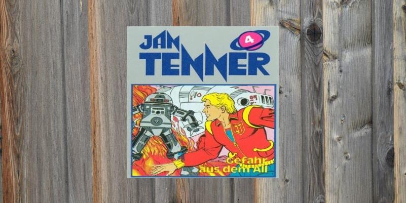 Folge der Woche: Jan Tenner – Gefahr aus dem All (4)