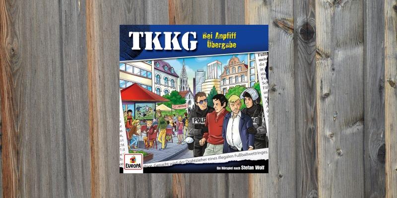 Folge der Woche: TKKG – Bei Anpfiff Übergabe (197)