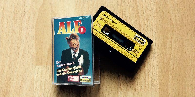 11 - Alf - Der Rollentausch - Der Kammerjaeger und die Kakerlake