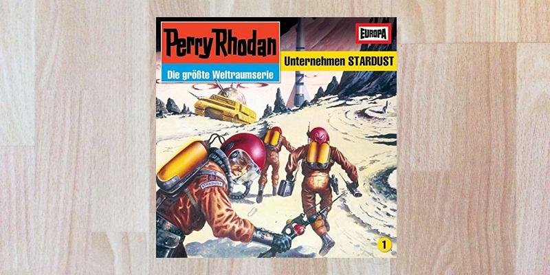 Folge der Woche: Perry Rhodan – Unternehmen STARDUST (1)