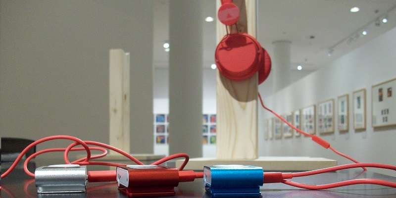 kb-mittendrin: Ausstellung zu Aiga Rasch in Koblenz