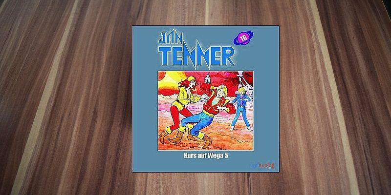 Jan Tenner - Kurs auf Wega 5