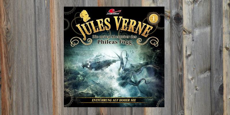 Folge der Woche: Jules Verne – Die neuen Abenteuer des Phileas Fogg – Entführung auf hoher See (1)