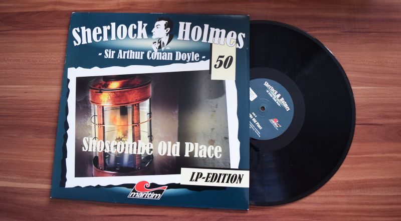 Sherlock Holmes - Shoscombe Old Place (50)