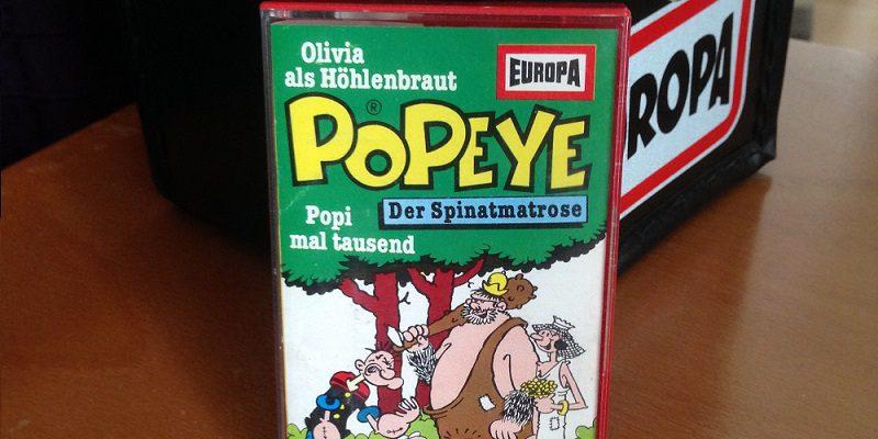 Popeye - Der Spinatmatrose