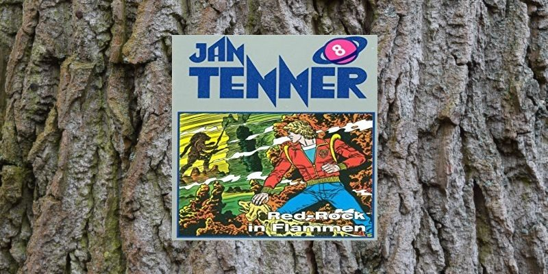 Jan Tenner - Red-Rock in Flammen