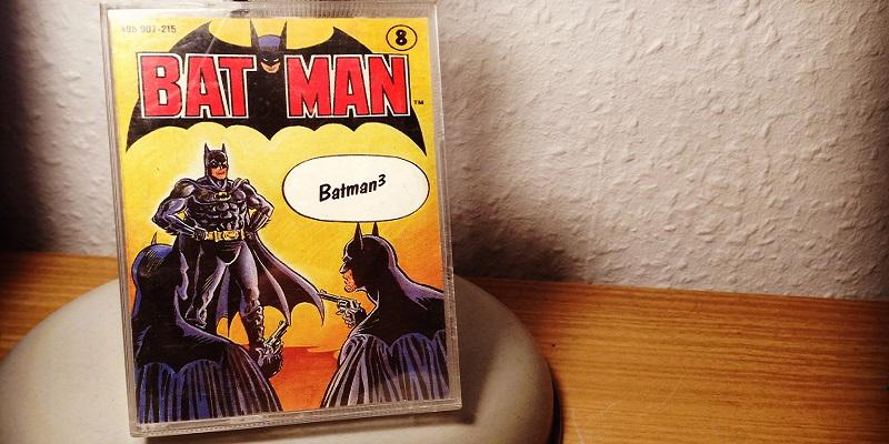 BATMAN - BATMAN³ (8)