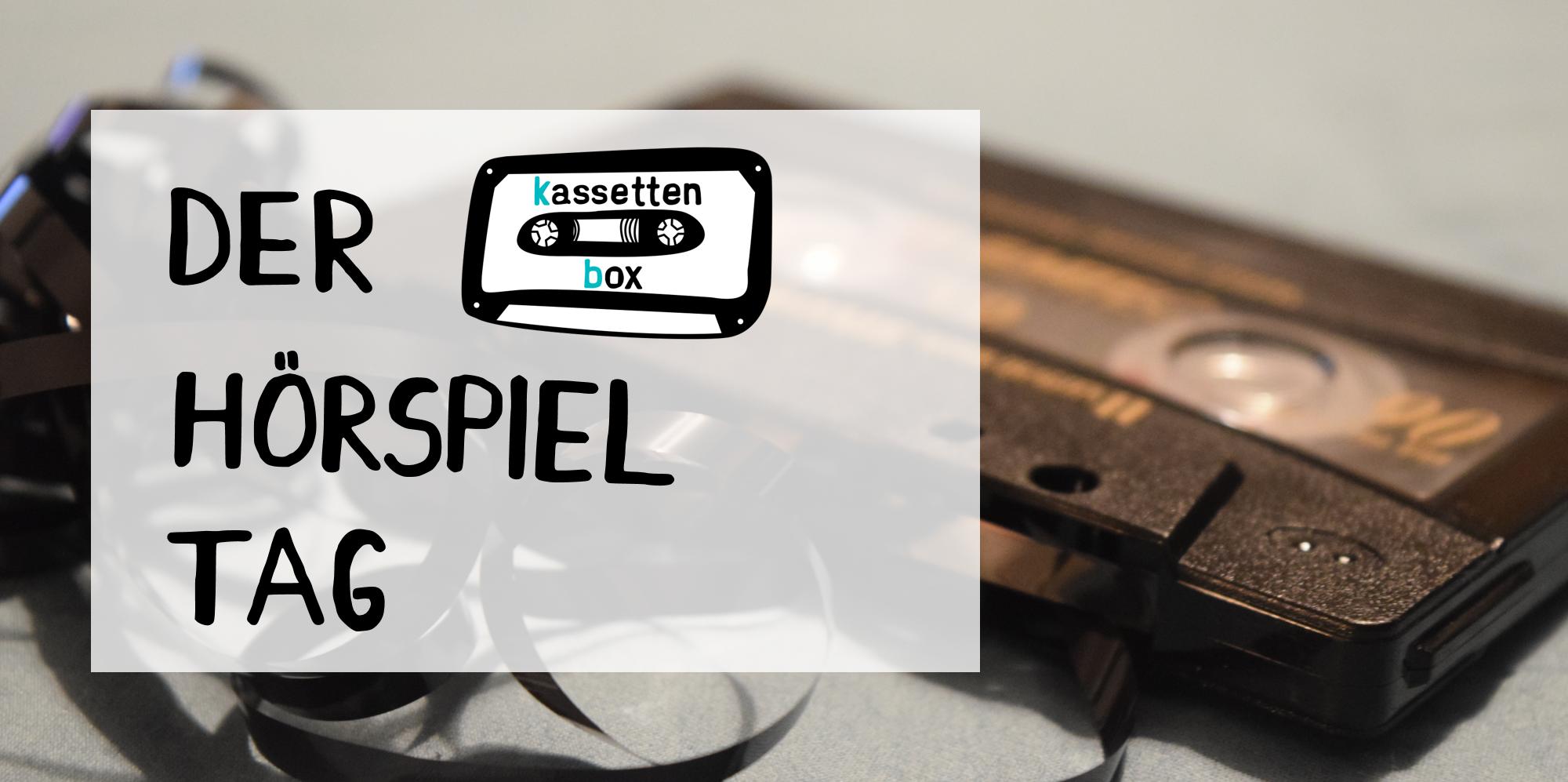 kassettenbox Hörspieltag 2017