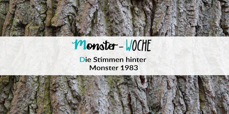 Hauptcharaktere Monster1983