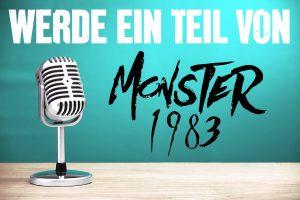 """Ein Teil von """"Monster 1983""""."""