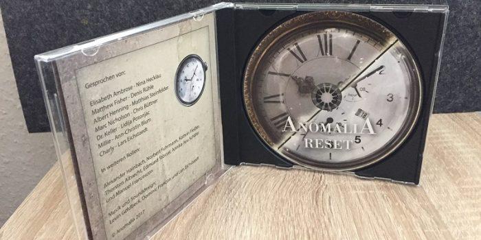 Anomalia - Reset