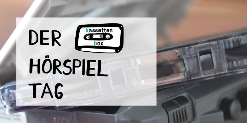 kassettenbox Hörspieltag