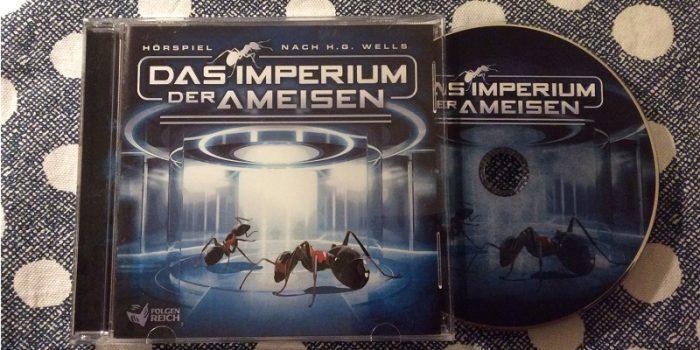 Das Imperium der Ameisen nach H.G. Wells (Oliver Döring)