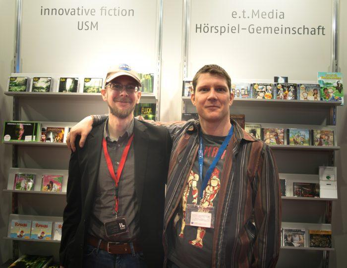 Falk Puschmann und Matthias Arnold