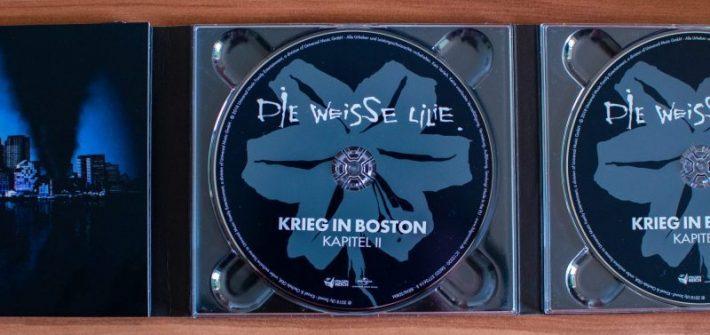 Die Weisse Lilie - Krieg in Boston - Kapitel 2