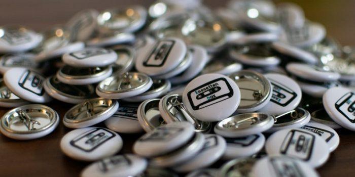 kassettenbox - Buttons
