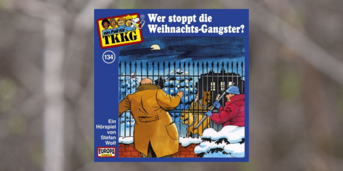 TKKG – Wer stoppt die Weihnachts-Gangster? (134)