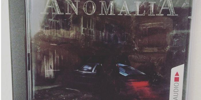 Anomalia – Das Hörspiel erscheint!