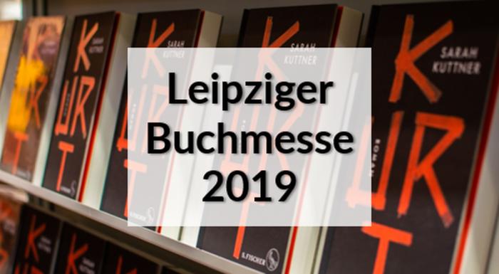 Leipziger Buchmesse 2019 – wir waren dabei