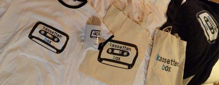 kassettenbox Goodies