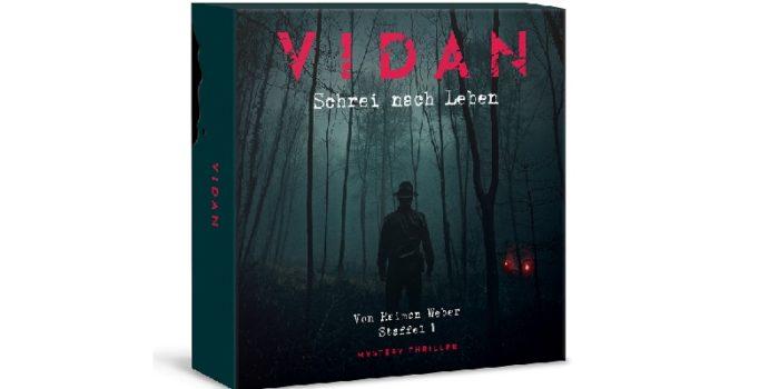 VIDAN – EUROPA veröffentlicht neues Mystery-Hörspiel