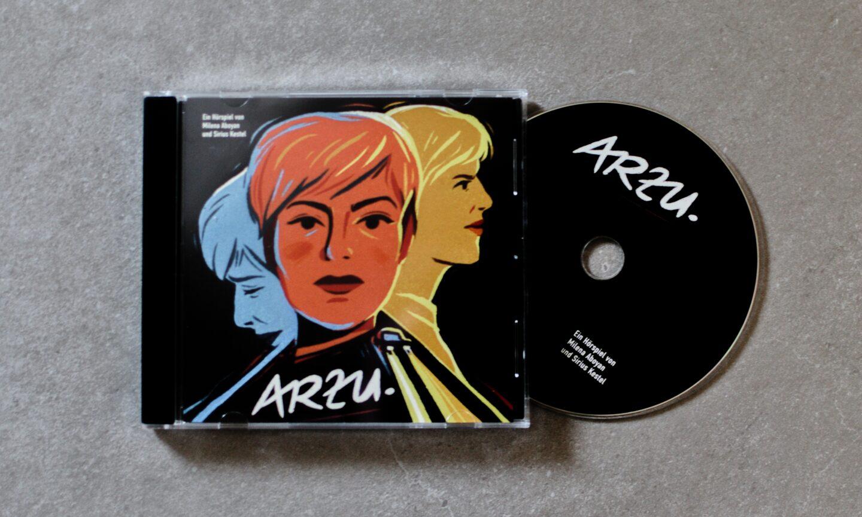 Arzu – Ein Hörspiel von Milena Aboyan und Sirius Kestel
