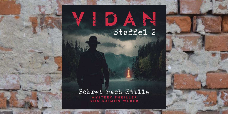 VIDAN – Schrei nach Stille erscheint im Mai 2021